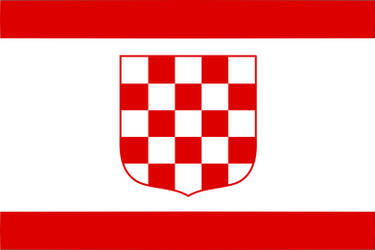 Alternate Croatian Flag