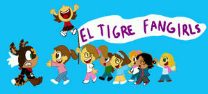 Tigre Fangirls Contest Entry