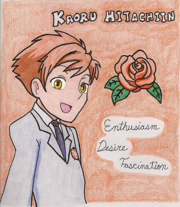 Ouran Roses: Kaoru by CardcaptorKatara