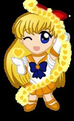 Chibi Sailor Venus by CardcaptorKatara