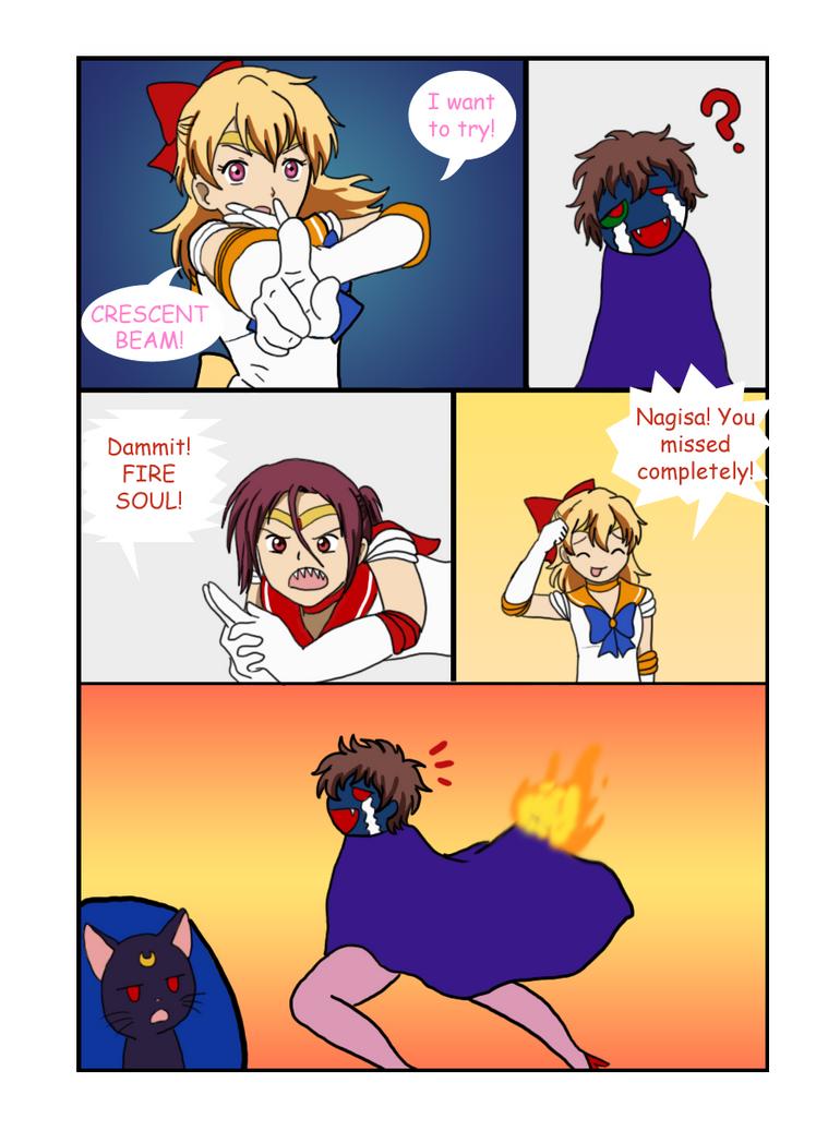 Free! Sailors Page18 by CardcaptorKatara