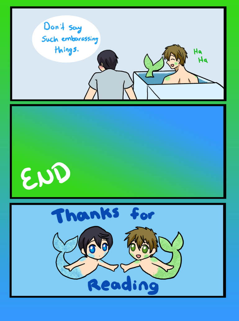 Emerald and Azure - 9 END by CardcaptorKatara