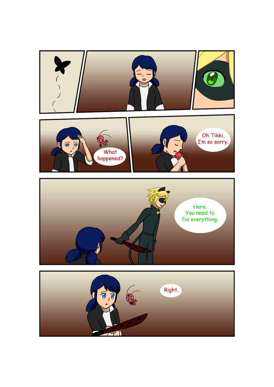 Lady Malice Page 17 by CardcaptorKatara