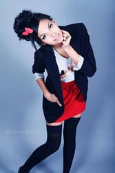 Hello Minnie by JusDeFraise