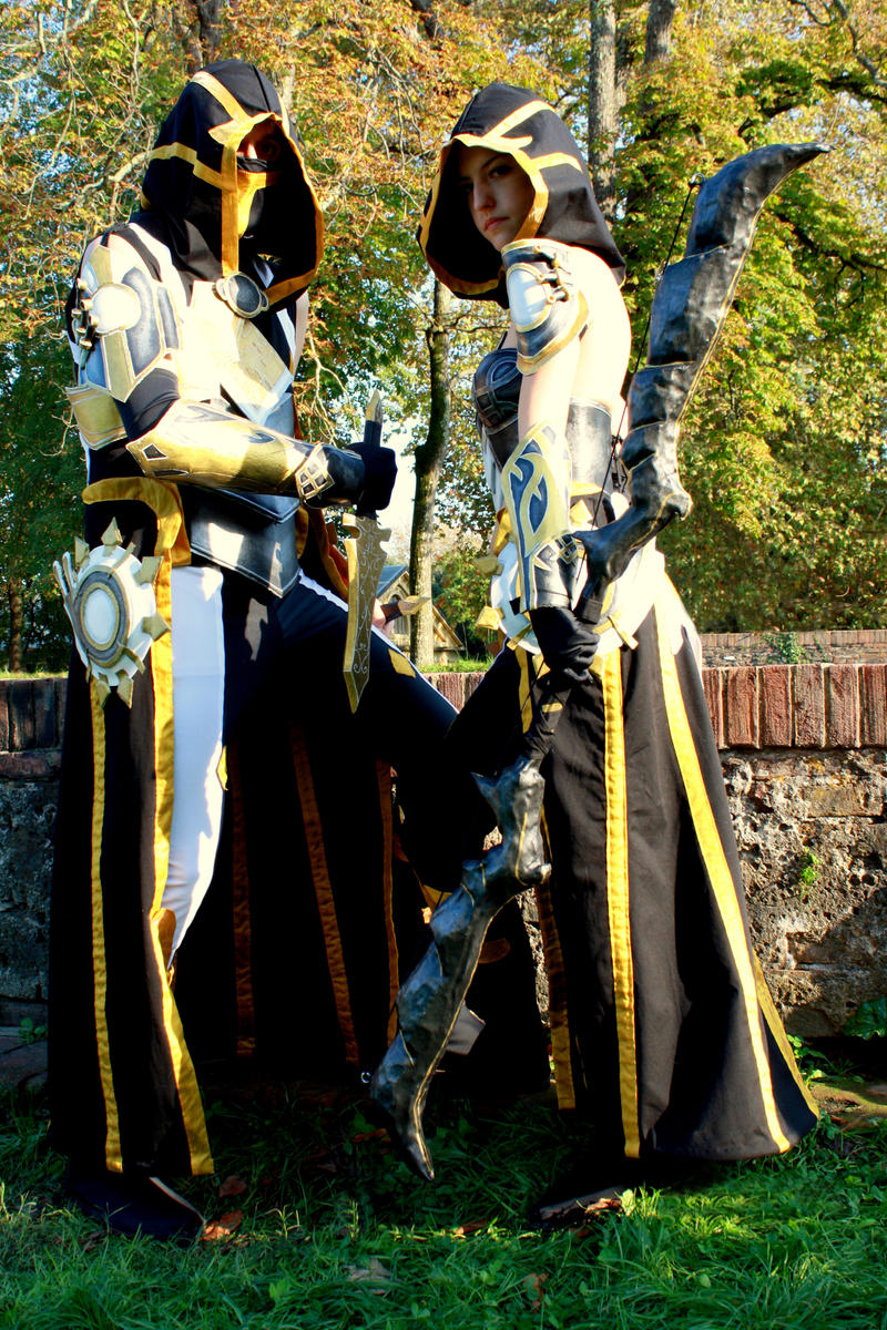 Krytan Fighters - Guild Wars 2 by SbarbyCosplay