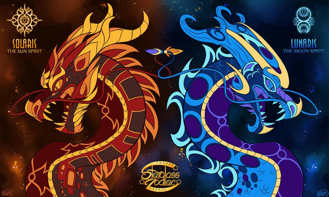 Solaris and Lunaris