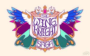 The Wing Knight Saga Logo