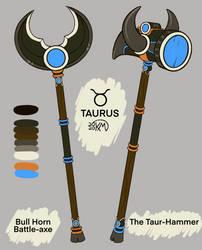 Taurus Weapon Update