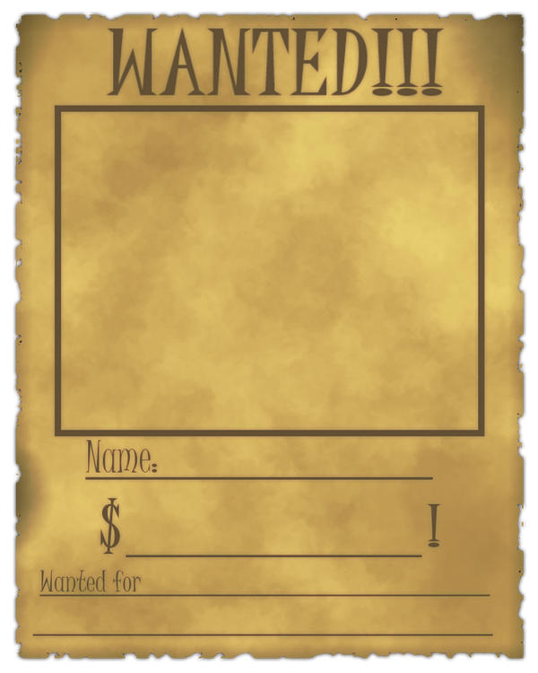 Pkmnp wanted poster meme by jadethemobian on deviantart for Wanted pirate poster template