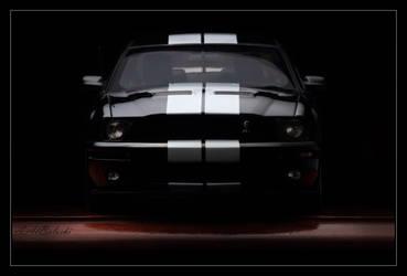 AutoArt 2007 Shelby GT500 by Maxiuae