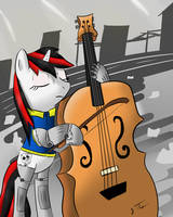 Blackjack with Octavia's Contrabass [final] by cuttincows