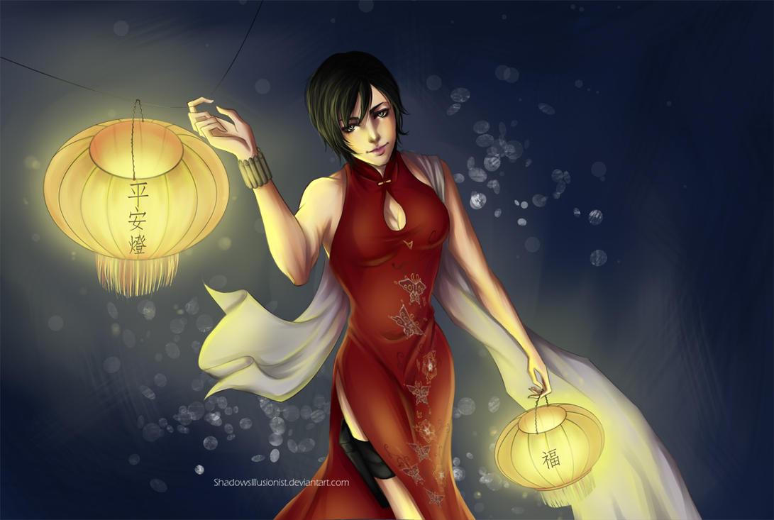 Ada Wong (2012 version) by ShadowsIllusionist