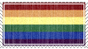 gay stamp by zuniStamps