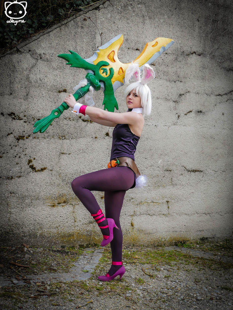 legends riven of cosplay League