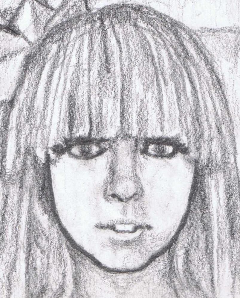 Lady Gaga 2009 by gagambo