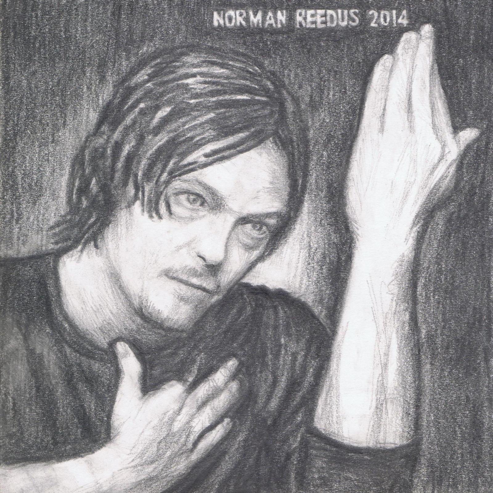 Norman Reedus - Heroes by gagambo