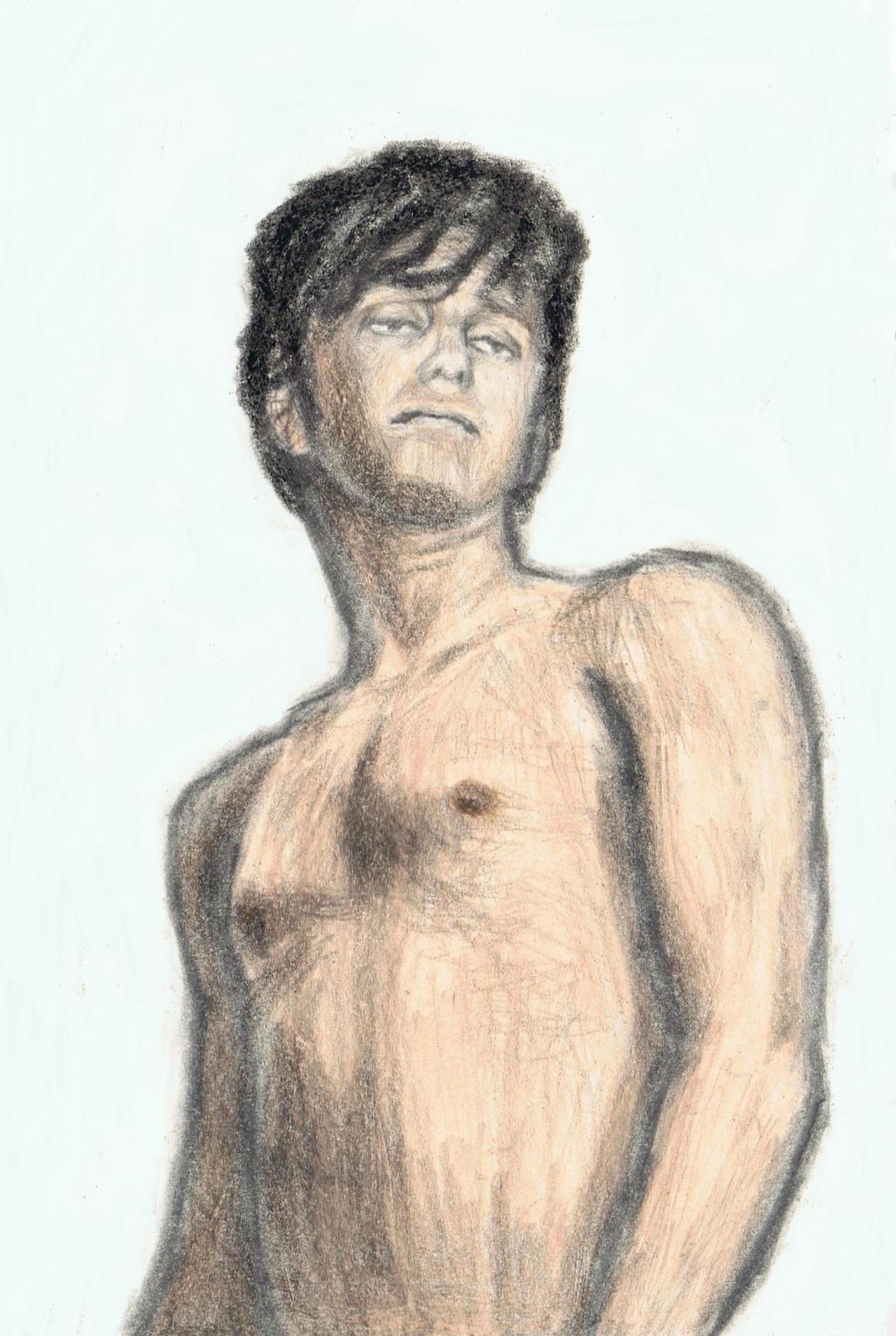 Jo Calderone naked by gagambo