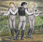 Labyrinth - Three Jarethes