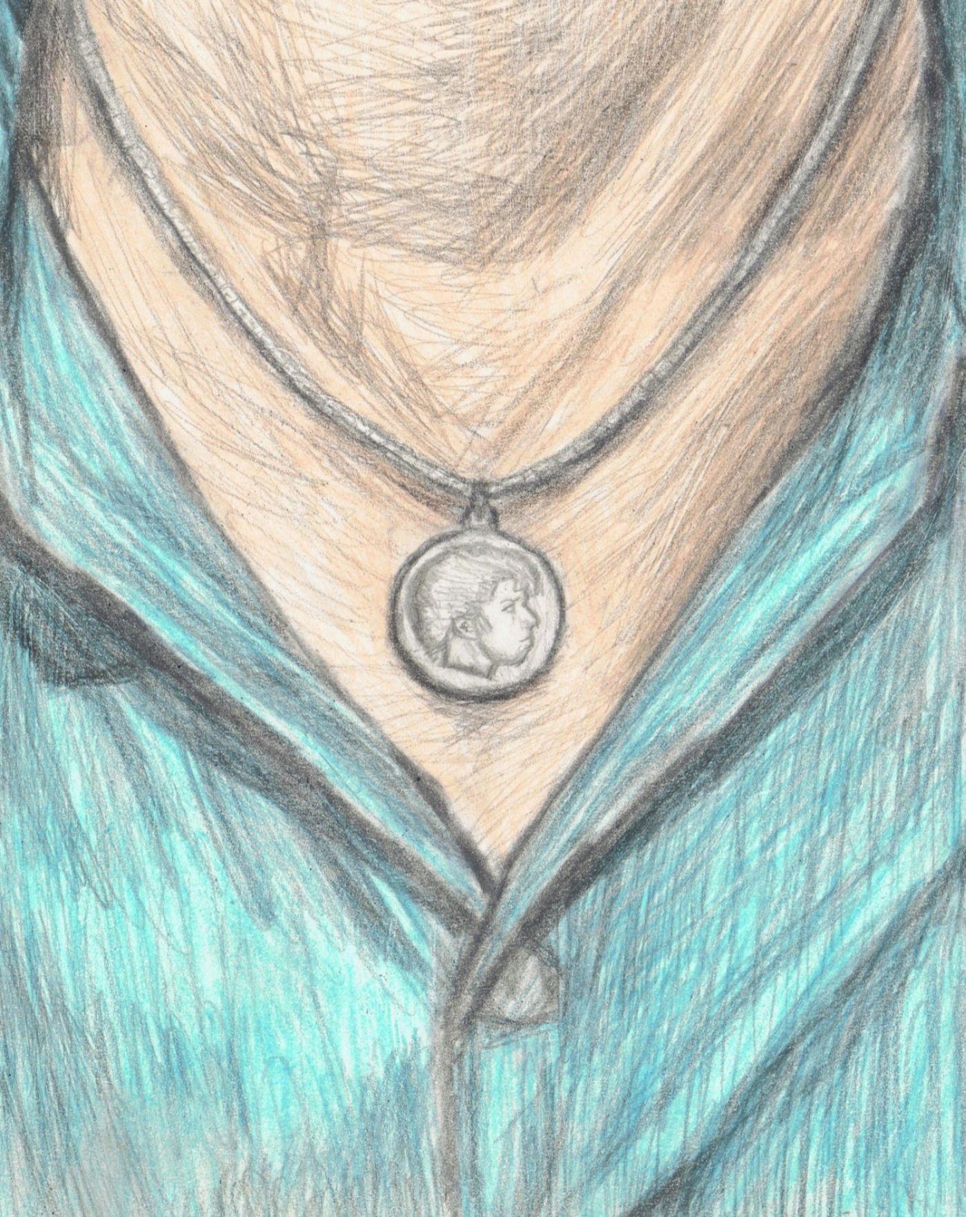 Jo Calderone pendant by gagambo