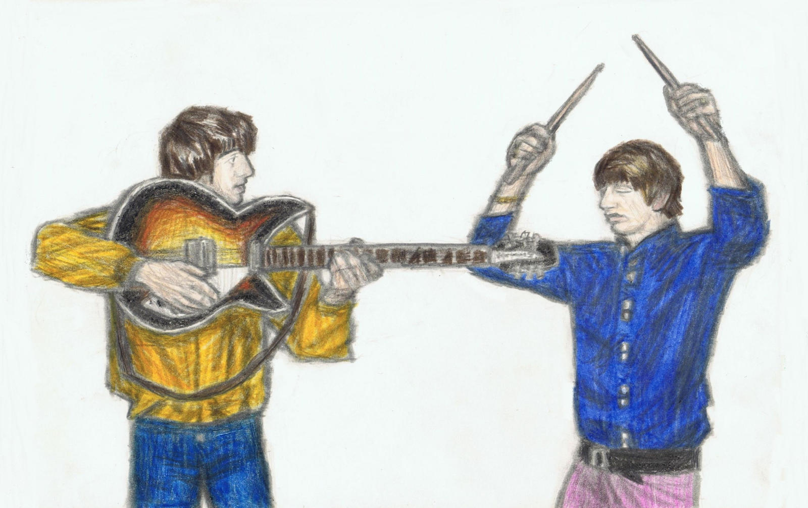 Ringo freeze by gagambo