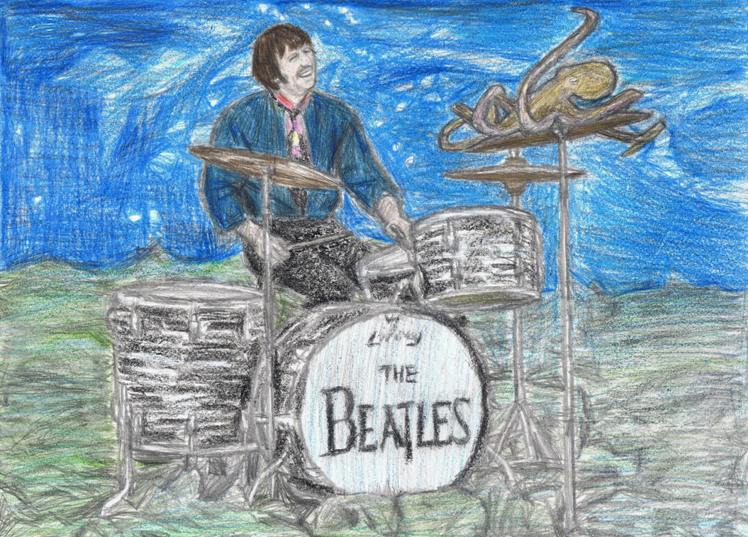 Ringo Starr - Octopus's Garden by gagambo