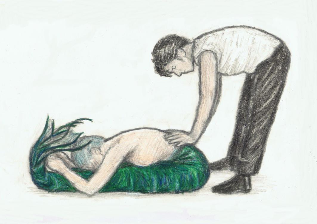 Yuyi stretching by gagambo
