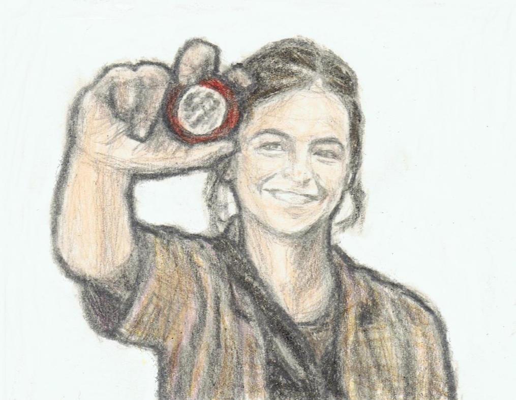 Tara's yo-yo by gagambo