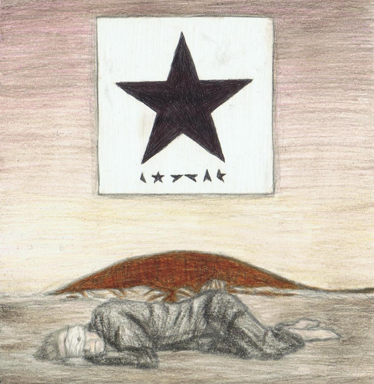 David Bowie - Blackstar by gagambo