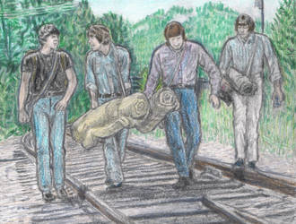 The Beatles on Stand By Me