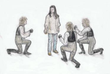 Labyrinth - Triple Jareth