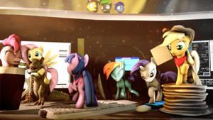 Desk Horses