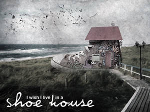 I Wish I Live in a Shoe House