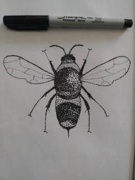 Todliche Biene