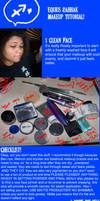 Equius Makeup Tutorial