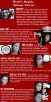 Aradia Megido Makeup Tutorial