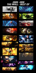 Tag Wall Best of by Salve-S