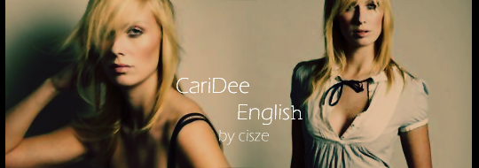 CariDee banner by ceci0709