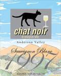 Landscape wine label