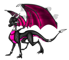 Cynder by Jewel-Thief