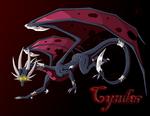Corrupted Cynder