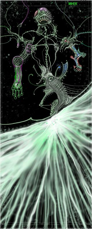 Dreamcatcher by mhek