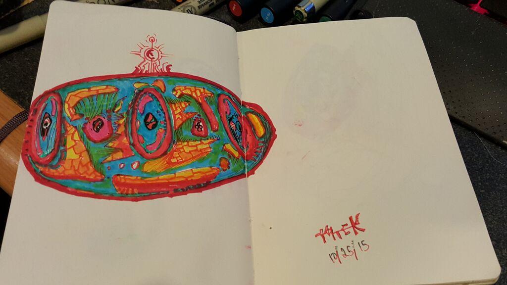 interdimensional shipz by mhek