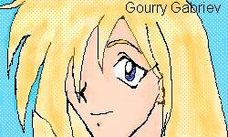 Gourry Oekaki by daiconharuko