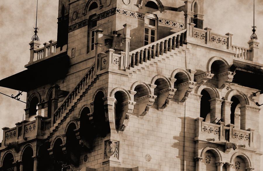 Old Beautiful Palace