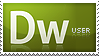 Dreamweaver Stamp by mushir