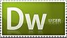 Dreamweaver Stamp by mushir