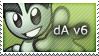 dA v6 Stamp by mushir