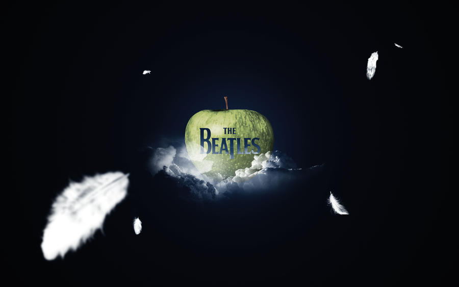 beatles wallpaper. The Beatles Wallpaper by