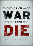 When The Rich Wage War...