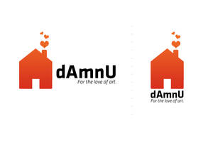 dAmnU Logo Contest Entry